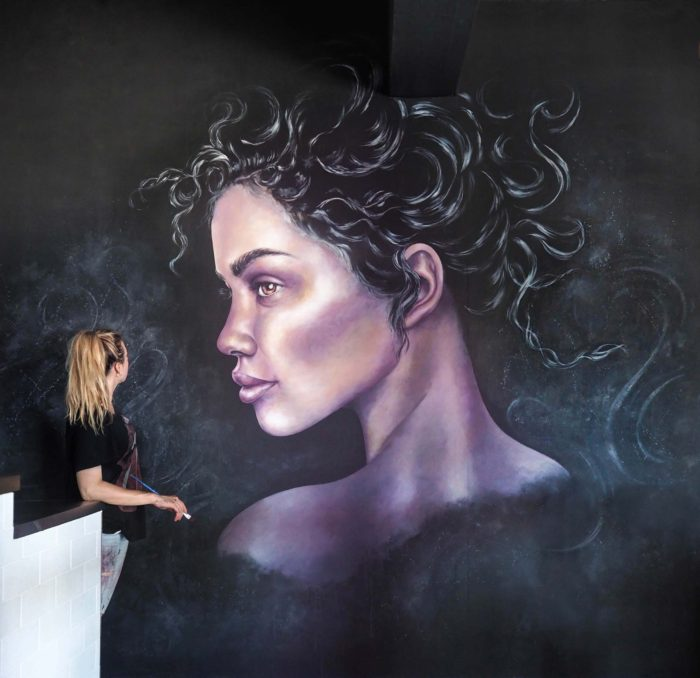 Mural | Vida E Caffe | Cheeky Observer | Cape Town
