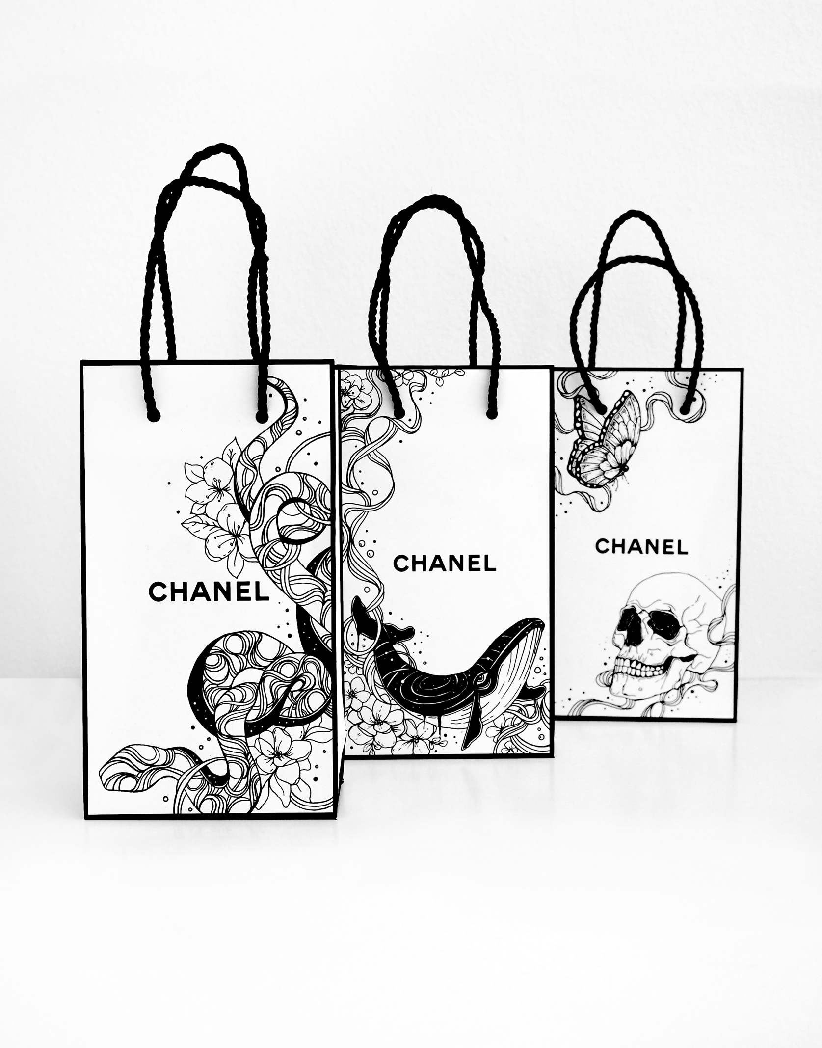 Cheeky x Chanel Collection