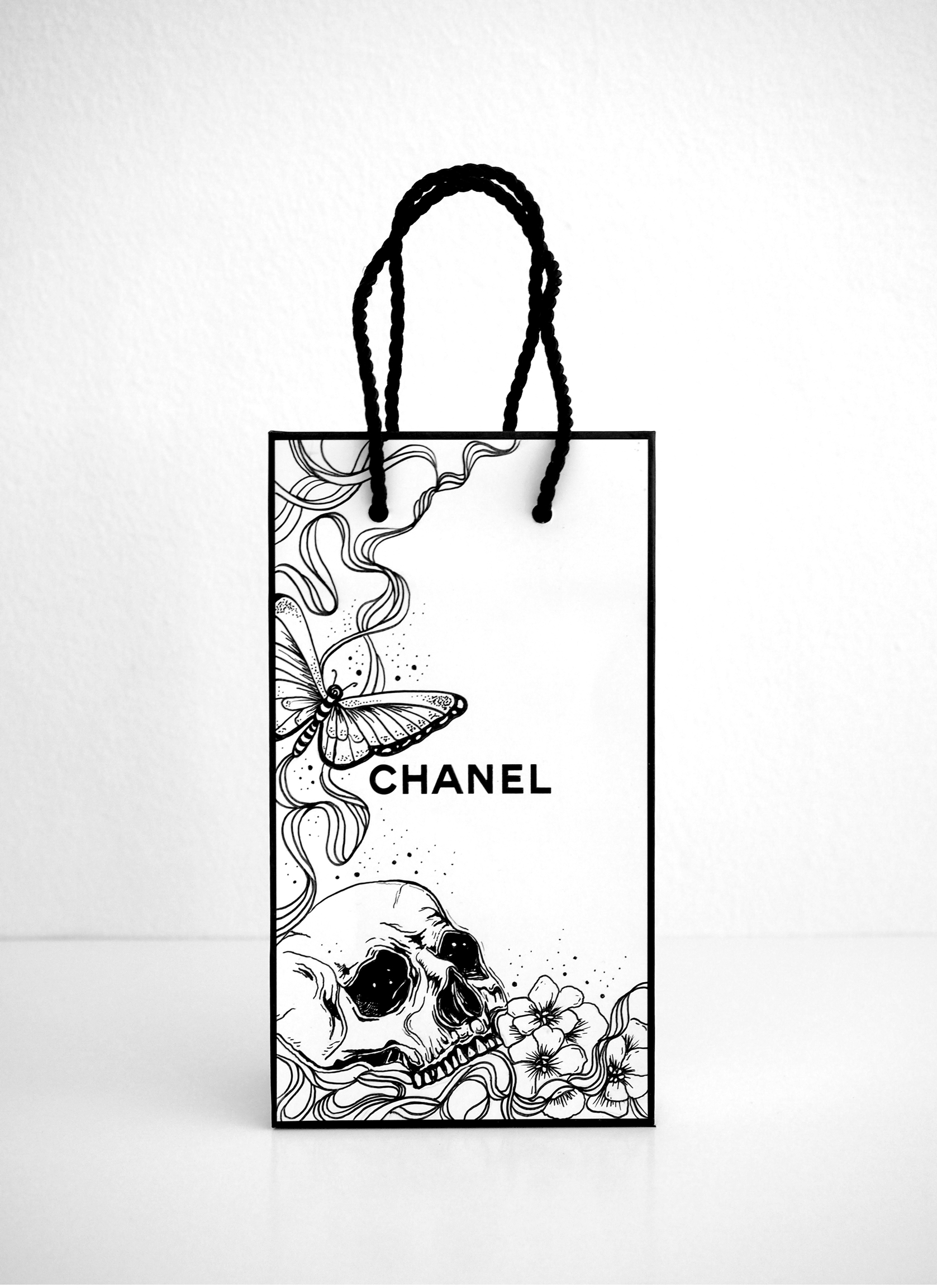 Cheeky x Chanel: Flow