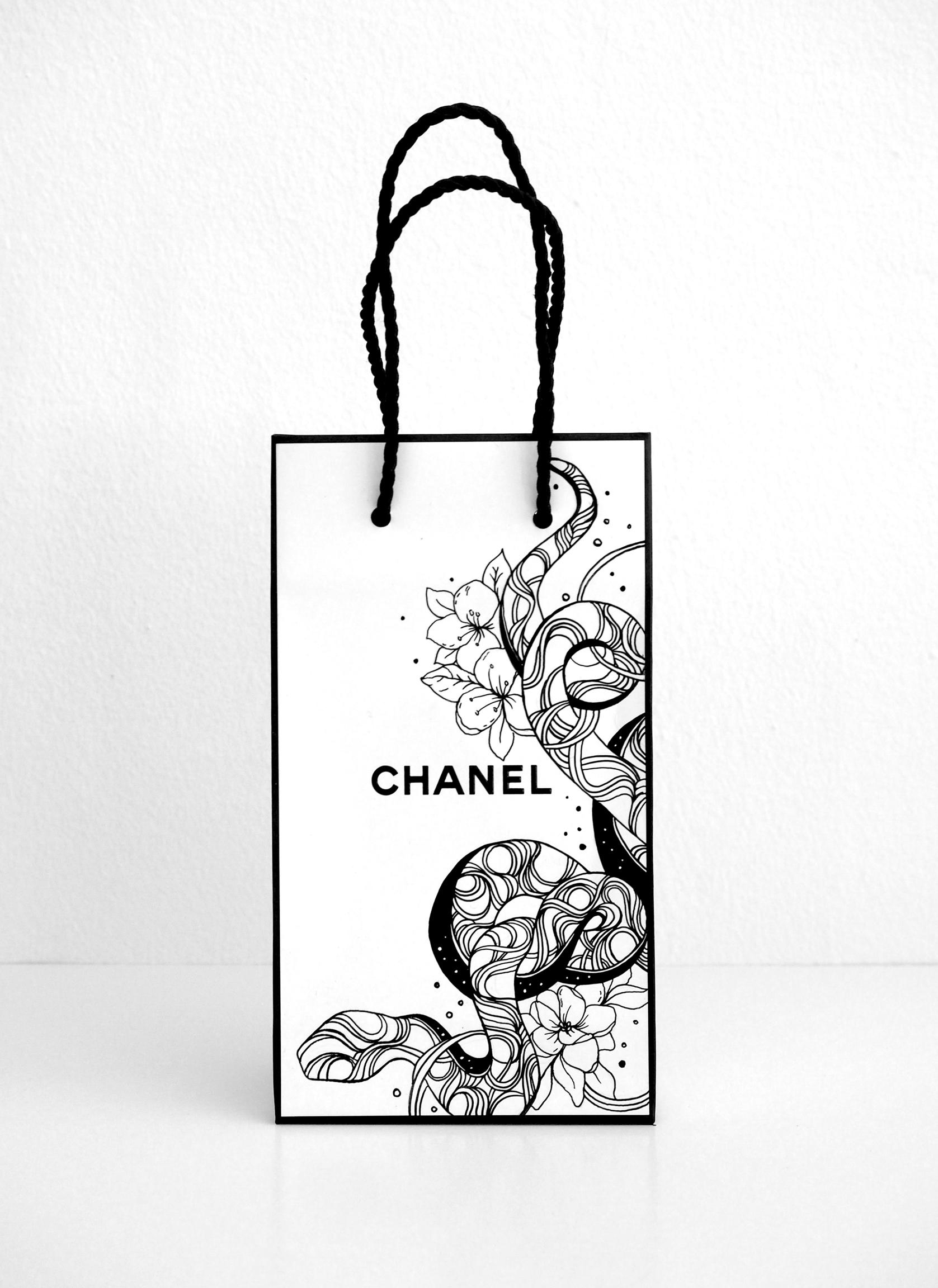 Cheeky x Chanel: Glide