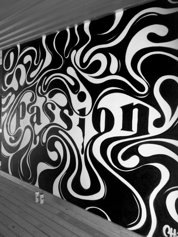 Passion Mural