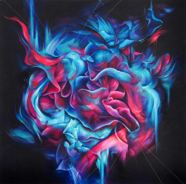 Qarrtsiluni Abstract Art Expression