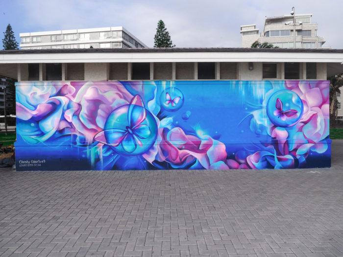 Street Art | Cape Town | Cheeky Observer