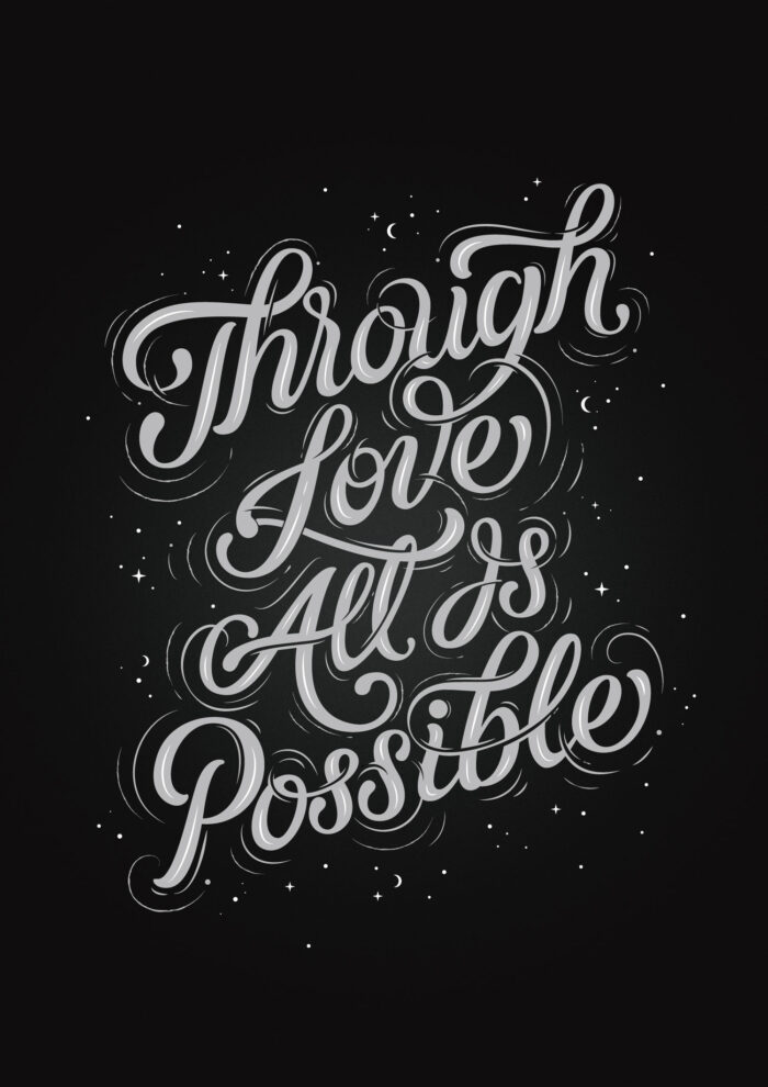 Through Love All Is Possible | Crescent City