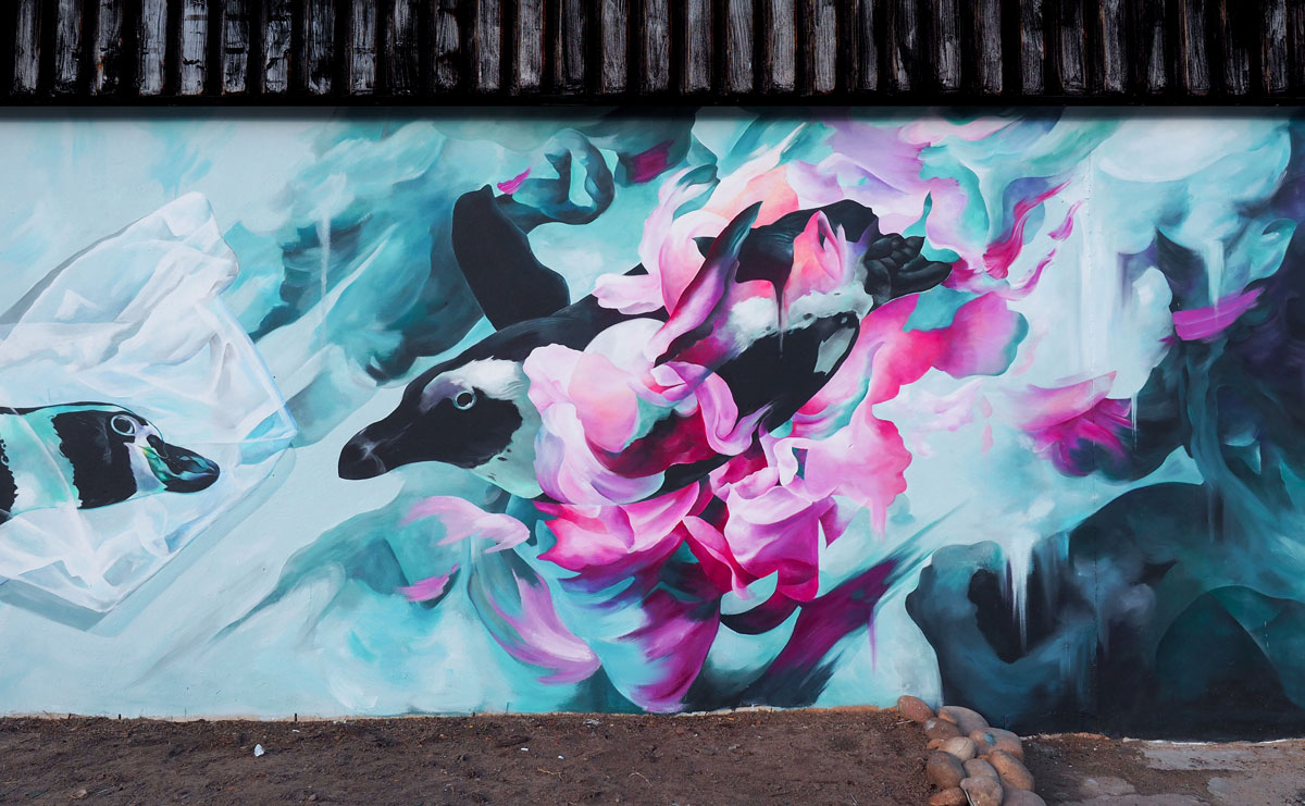 The Choice | Mural Hout Bay