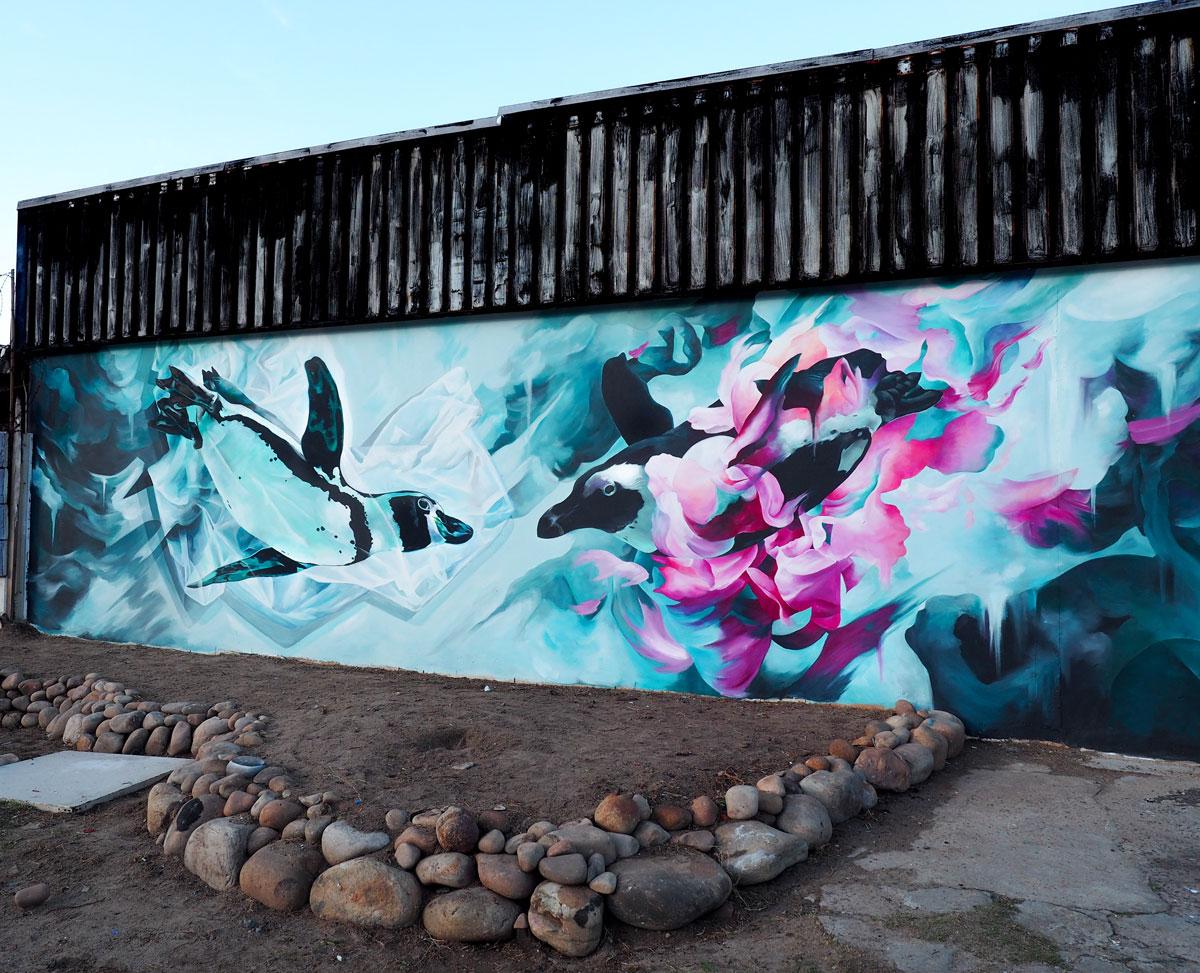 Hout Bay Mural
